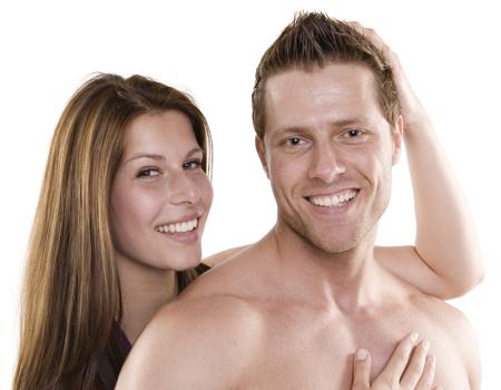 Kosmetikbehandlungen für Männer