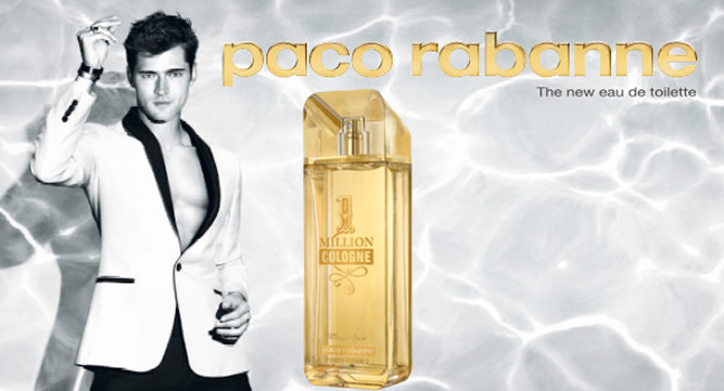 Paco Rabanne: 1 Million Cologne