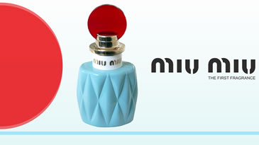 Miu Miu - The first Fragrance