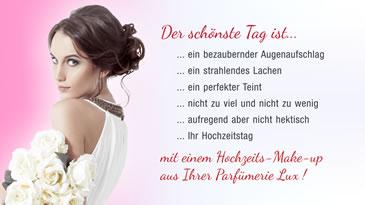 Hochzeits Make-up (2016)