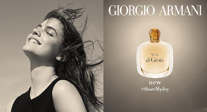 Giorgio Armani - Sun Di Gioia (Beauty-Wochen 2016)
