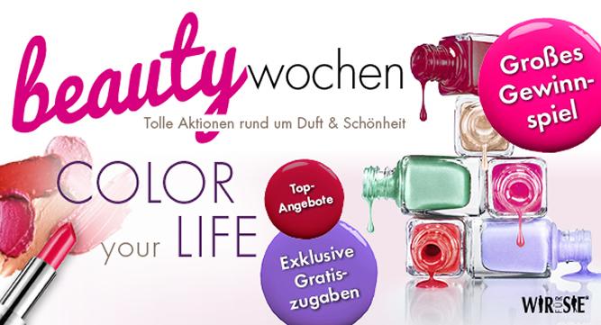 Banner Beauty-Wochen 2016