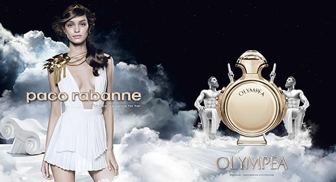 Paco Rabanne - Olympea (Beauty-Wochen 2016)