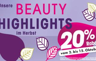 Beauty Highlights 2016