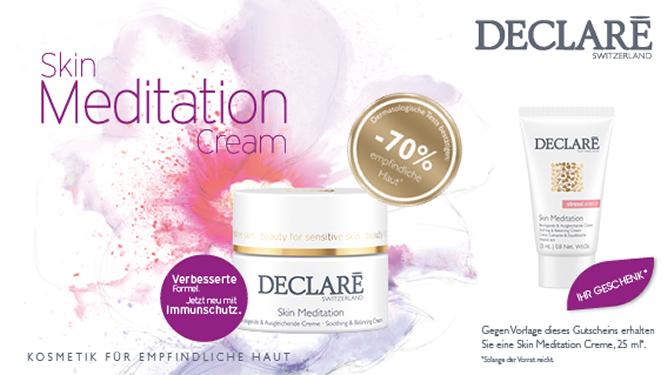 Declaré Skin Medidation