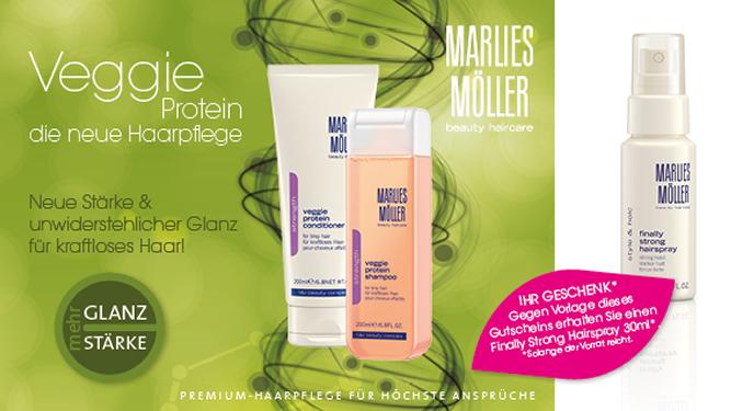 Marlies Moeller Veggie Haarpflege