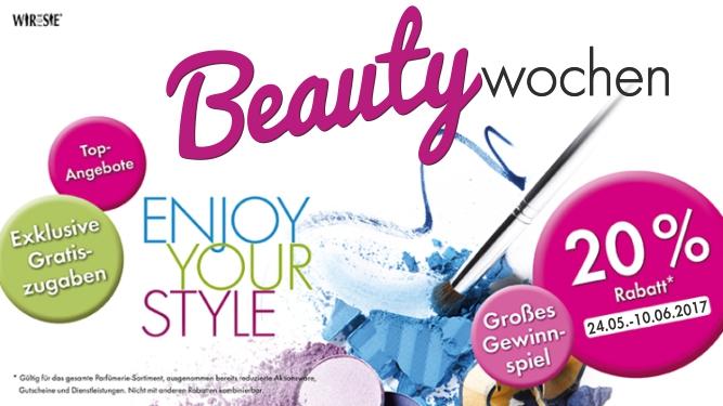 Beauty-Wochen 2017