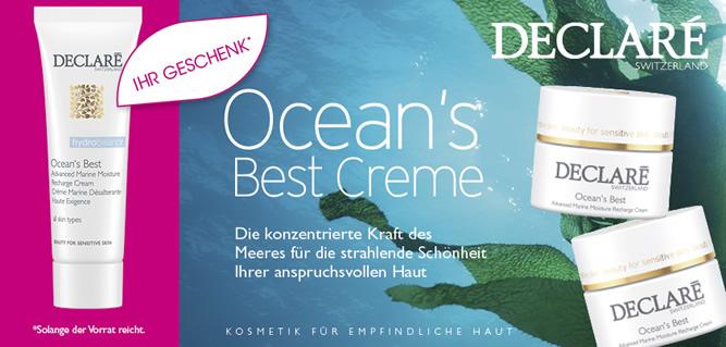 Declaré: Ocean's Best Creme