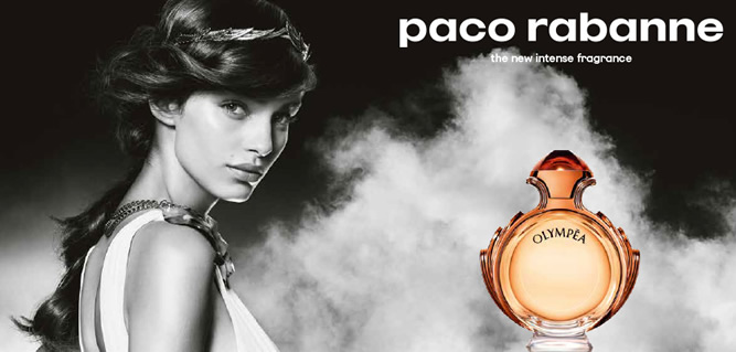 Paco Rabanne: Olympéa Intense