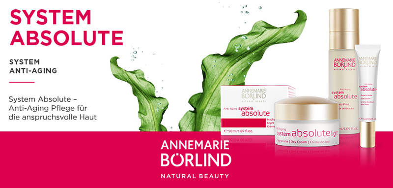 Annemarie Börlind: System Absolute