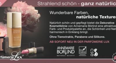 Annemarie Börlind: Dekorative