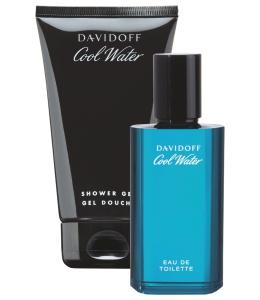 Davidoff Cool Water - inklusive Duschgel