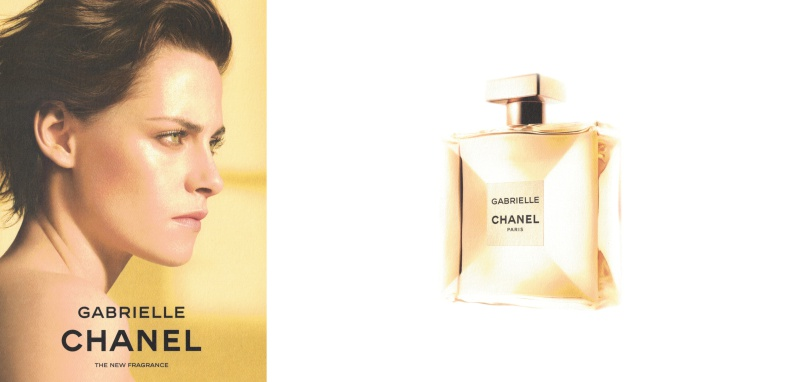 Gabrielle Chanel - The New Fragrance