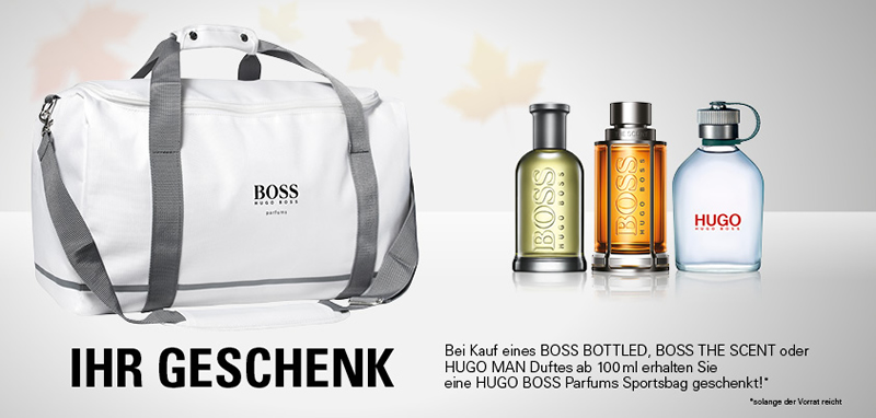 Hugo Boss Perfumes Sportsbag