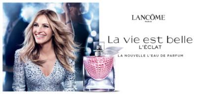 Lancôme: La Vie est Belle L'Éclat