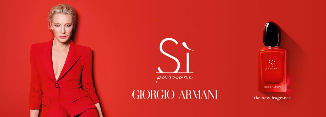 Wir-für-Sie Armani Si Passione