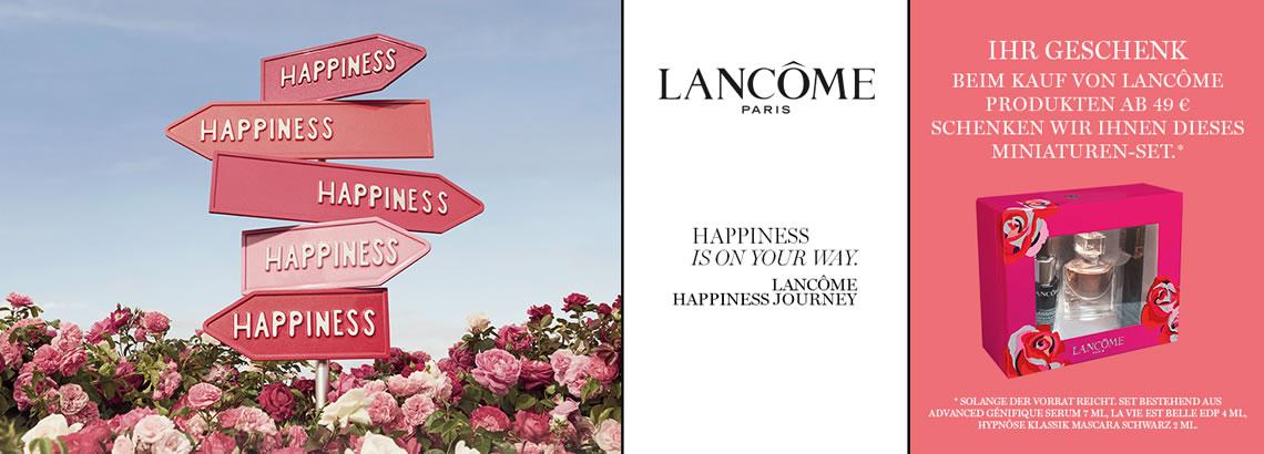 Wir-für-Sie Lancôme GWP Happiness