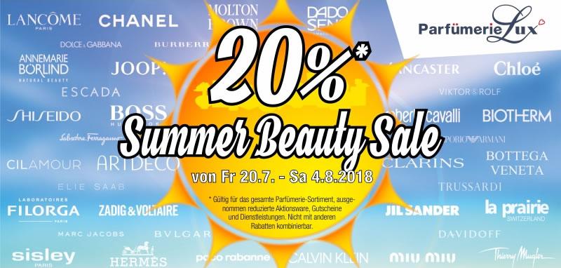 Summer Beauty Sale