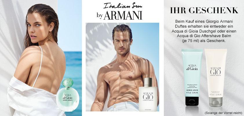 Armani - Summer Look GWP