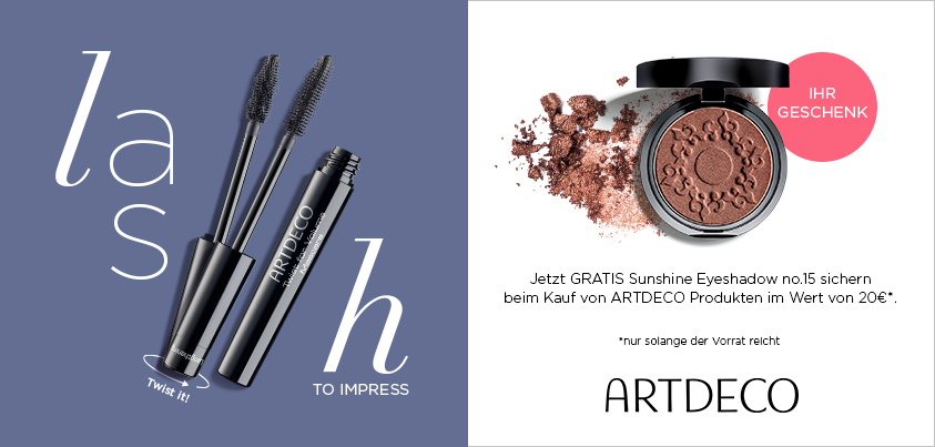 Artdeco - Lash to Impress GwP