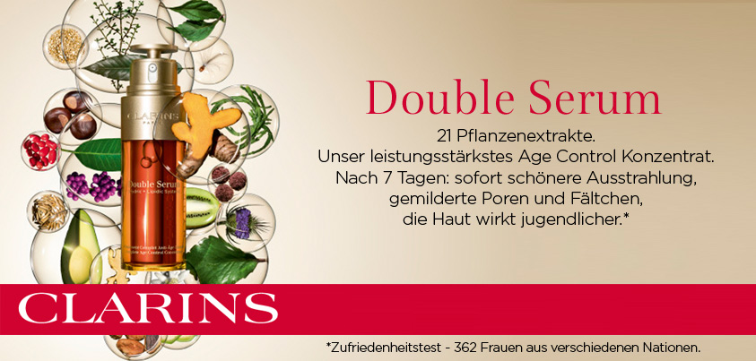 Clarins - Double Serum