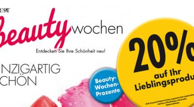 Beauty-Wochen 2020