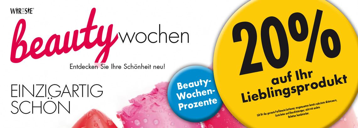 WfS - Beauty-Wochen 2020 + Rabatt